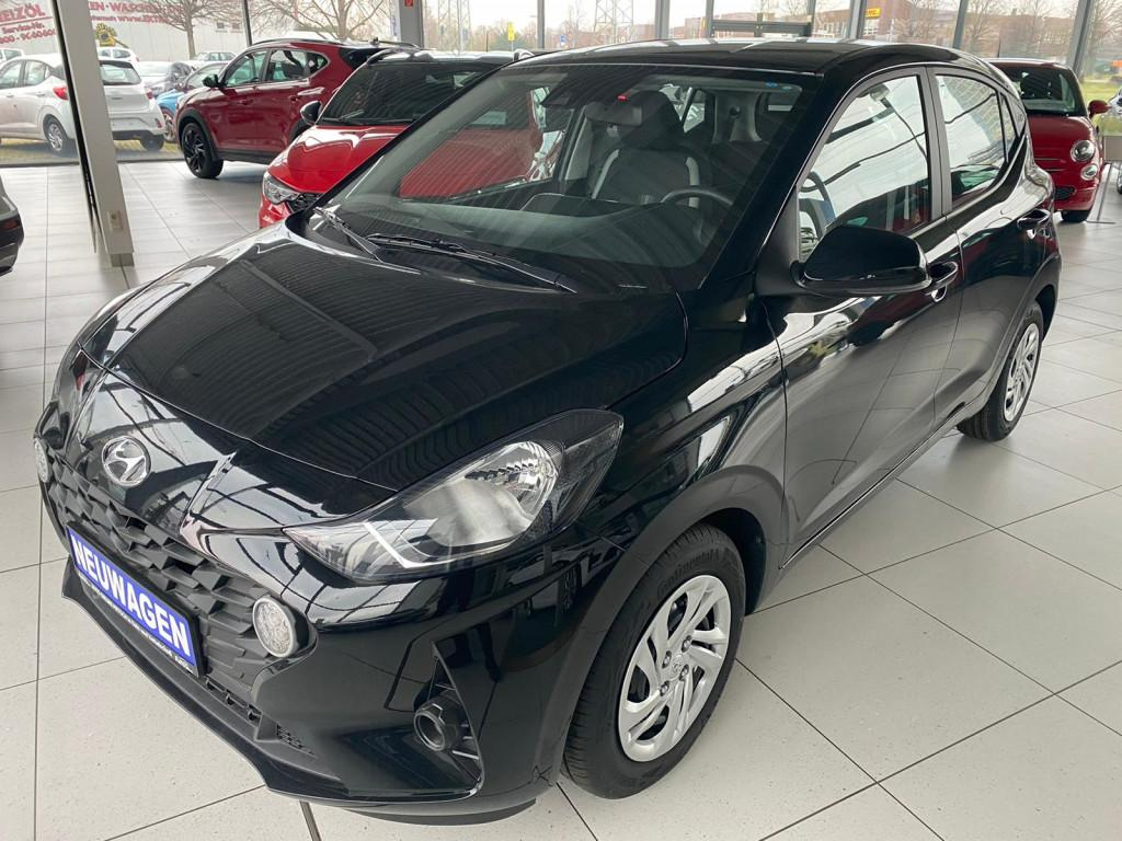 Hyundai i10 Neues Modell 2020 1.0 AT *SOFORT*5Sitze*Apple Android*Klima*SHZ*PDC*