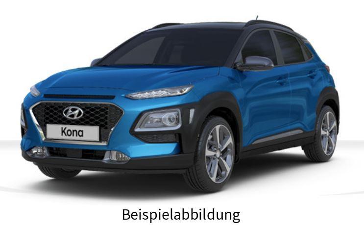 Hyundai Kona 1.6T s&s LED Navi Krell R.Cam SOFORT DA