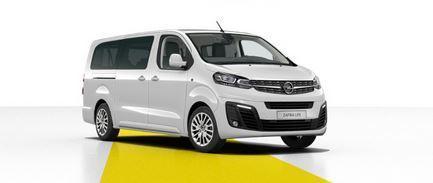 Opel Zafira Life L  Selection 1.5 CDTI 8 Sitzer Außenspiegel elektr. verstell- und h