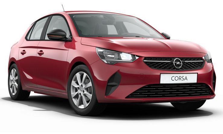 Opel Corsa F Edition 1.2 Benzin  Leichtmetall Felgen, Einparkhilfe hinten, Sitzheizun