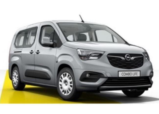 Opel Combo Life Edition XL 1.2 7 Sitzer, Winter Paket, 2 Z- Klimaautomatik, PDC v+h+R