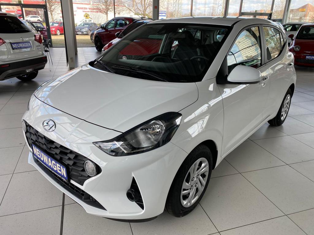 Hyundai i10 Neues Modell 2020 1.0 AT *4Sitze*Apple Android*Klima*Sitzheizung*Parksensore