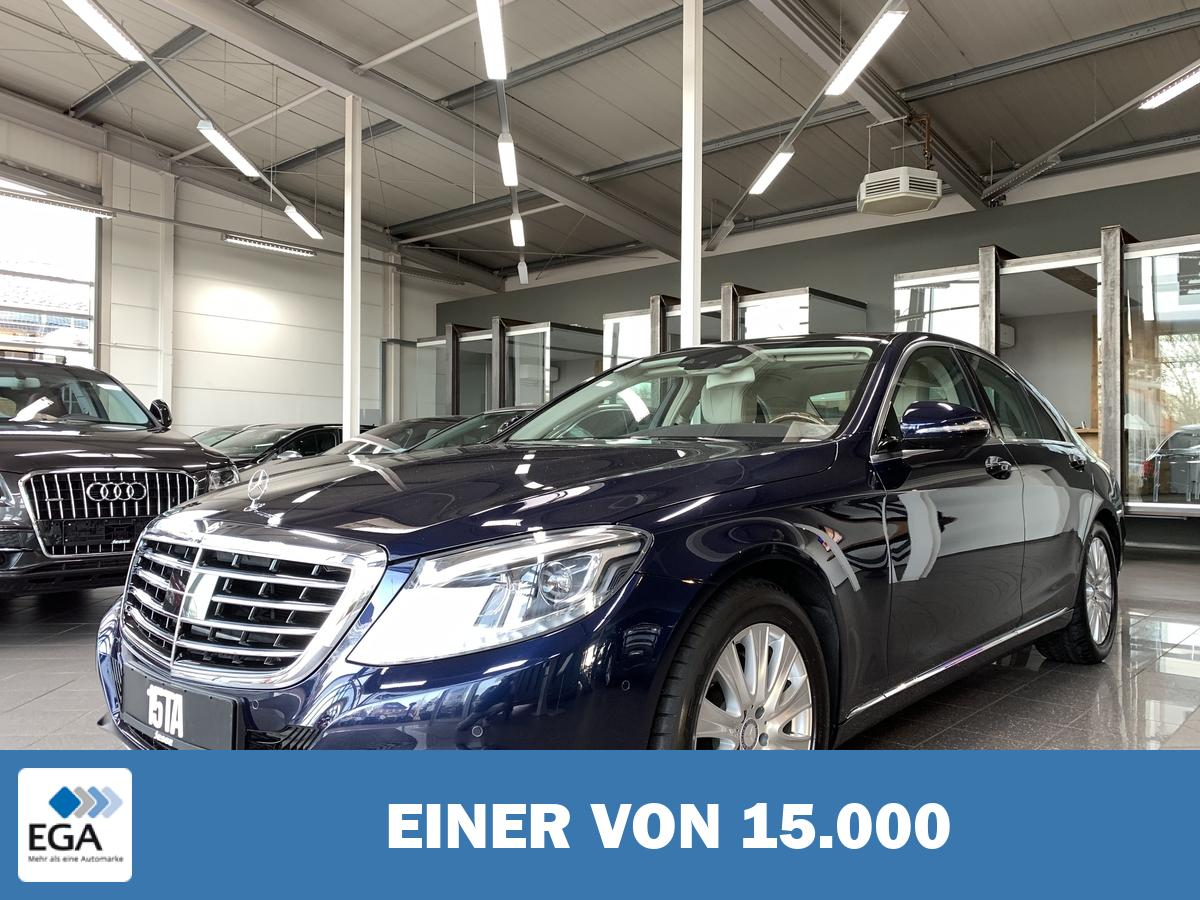 Mercedes-Benz S 350 d BlueTec LED Distronic+ Panorama Airmatic