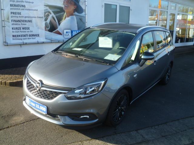 Opel Zafira Tourer 120 Jahre *AHK*Kamera*LM*PDC*NAVI*Sitzheizung