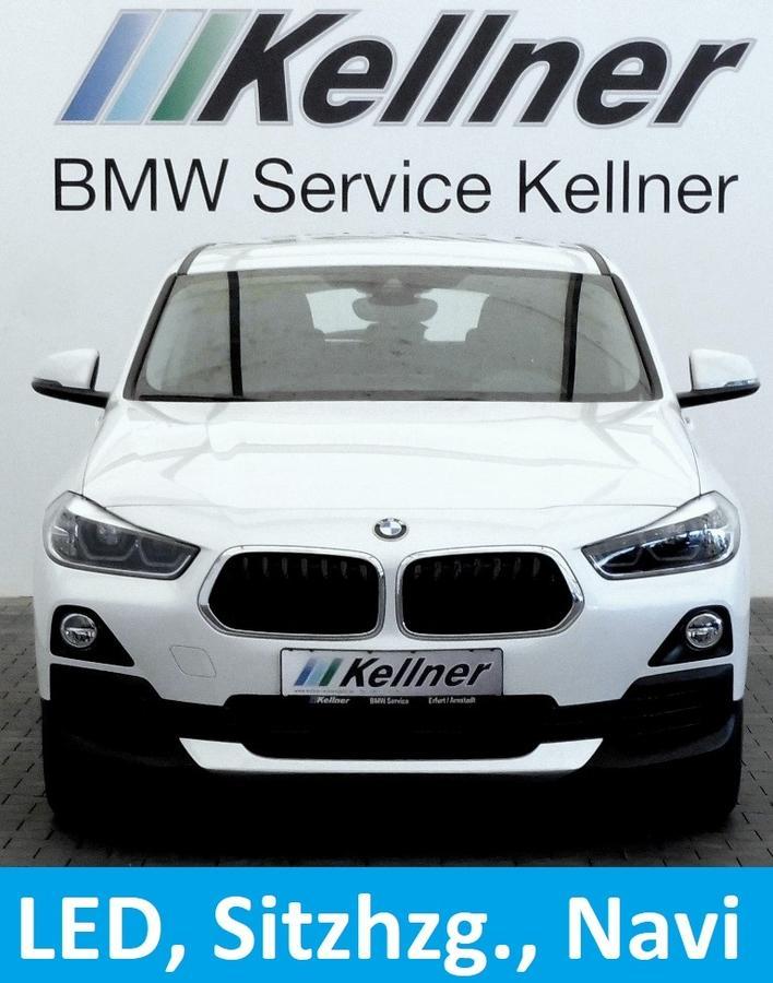 BMW X2 18i  Navi, LED-SW, HUD, ehem.UPE 38450 €