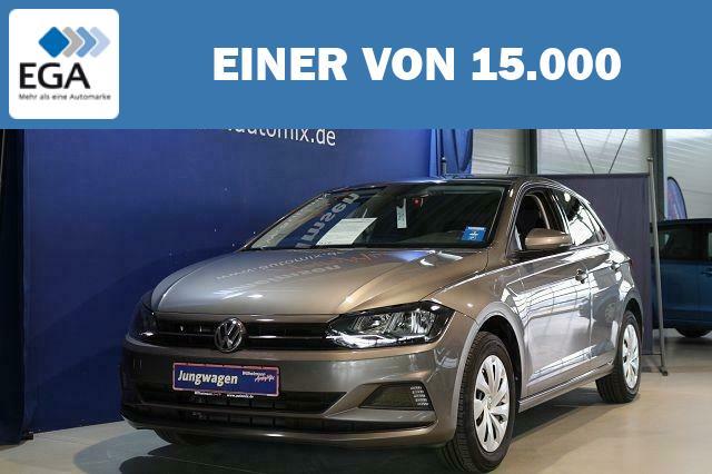 VW Polo VI Comfortline SITZHEIZUNG+KLIMA+USB+CD+LED