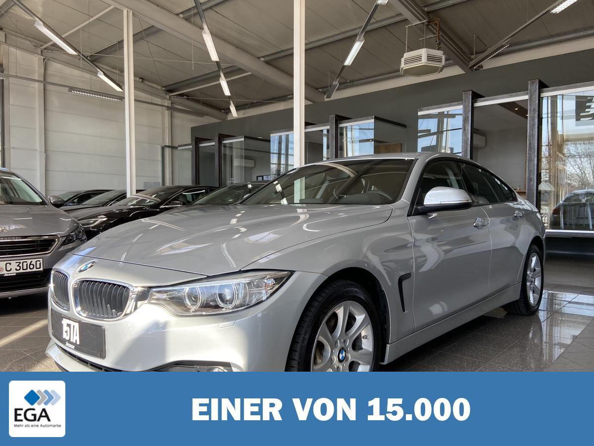 BMW 420 Gran Coupé d xDrive Aut. Bi-Xenon Navi Prof.