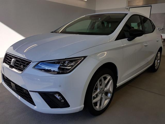 Seat Ibiza FR WLTP 1.0 TSI 81kW / 110PS 1.0 TSI 81...