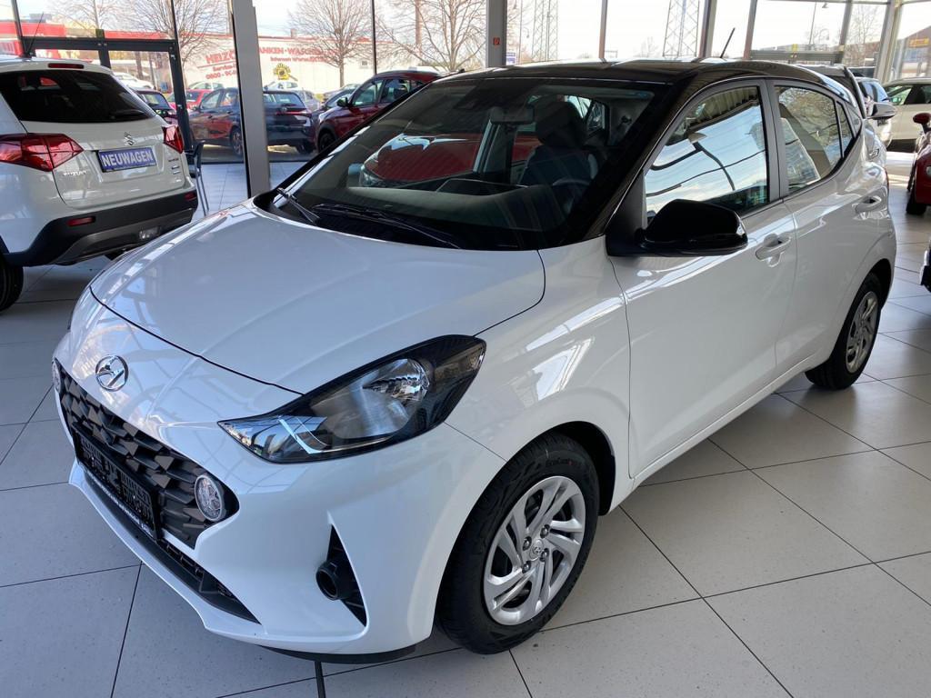 Hyundai i10 Neues Modell 2020 1.0 *Automatik*Apple Android*Klima*PDC*SHZ*