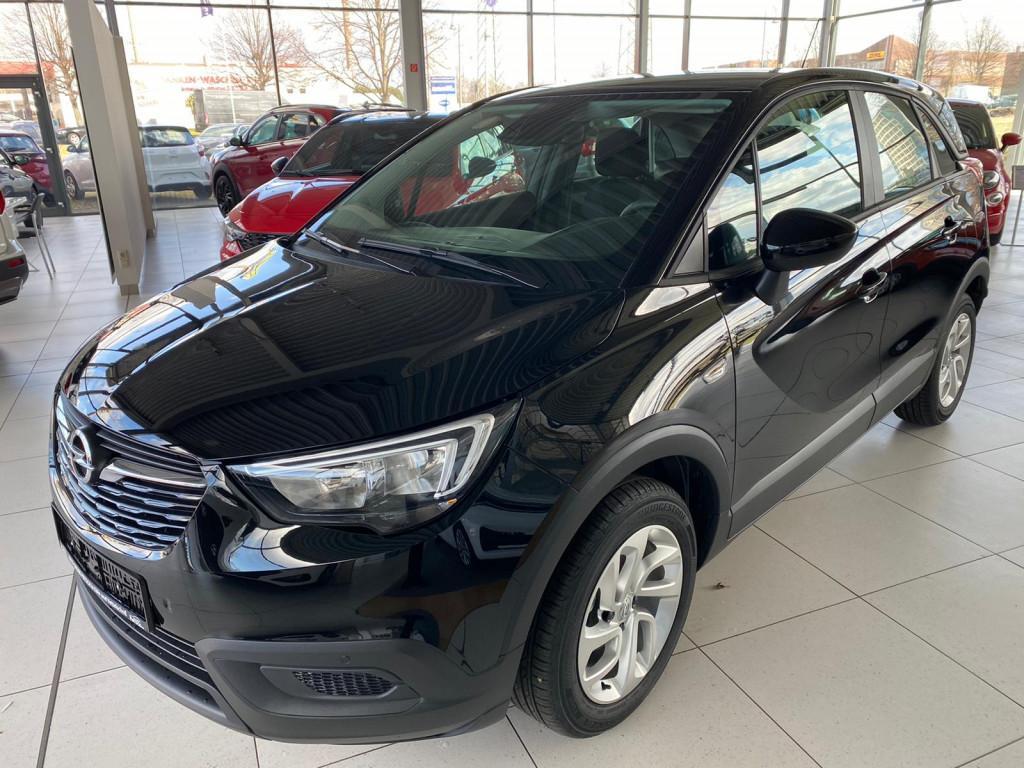 Opel Crossland X Edition 1.2 *SOFORT* Klima*R.Cam*SHZ*LED*