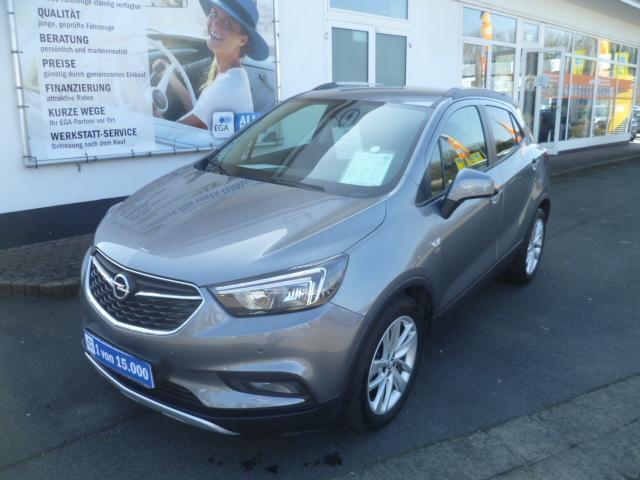 Opel Mokka X 120 Jahre *Klimaauto*NAVI*Kamera*LM-Felgen*PDC
