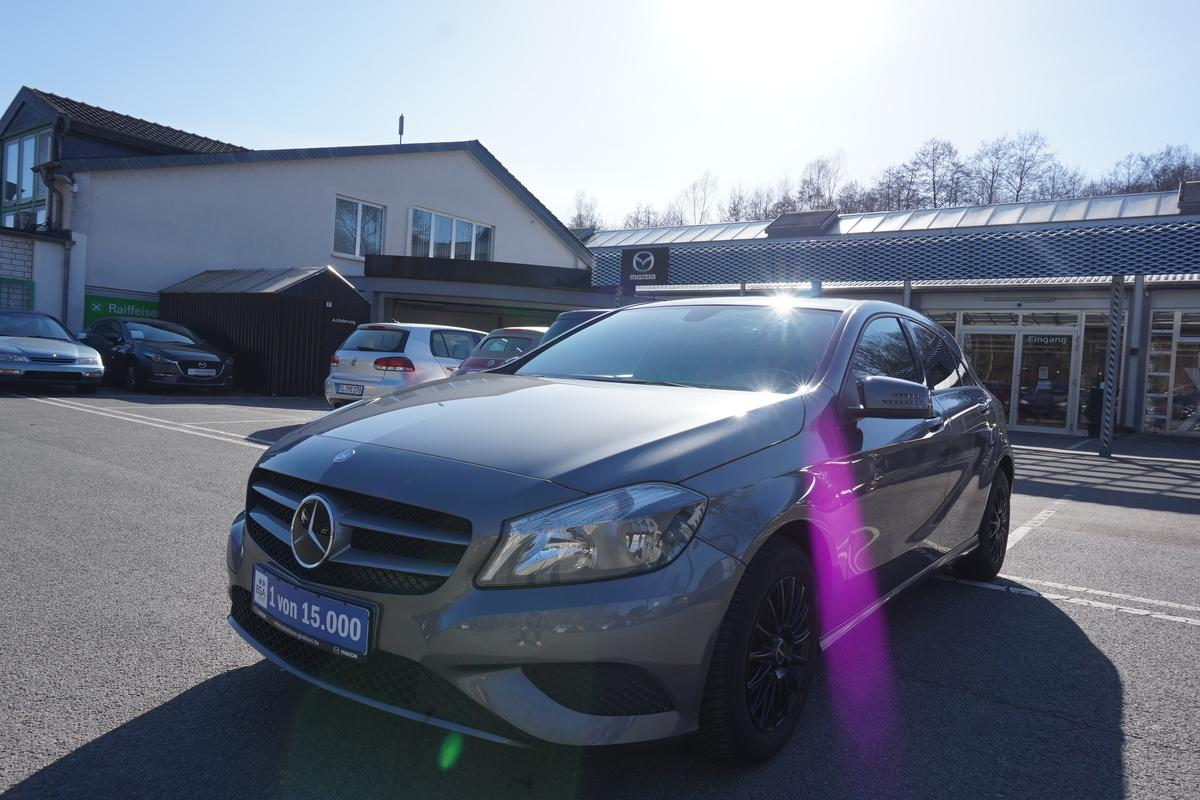 Mercedes-Benz A 180 BlueEfficiency, Panorama, Alu, Klima, PDC