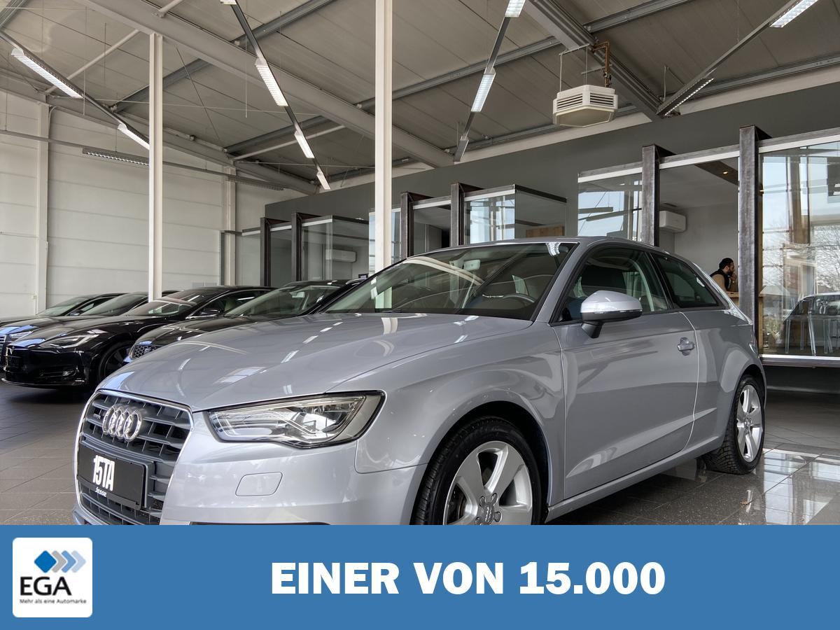 Audi A3 2.0 TDI Ambition quattro S tronic LED SHZ EU6