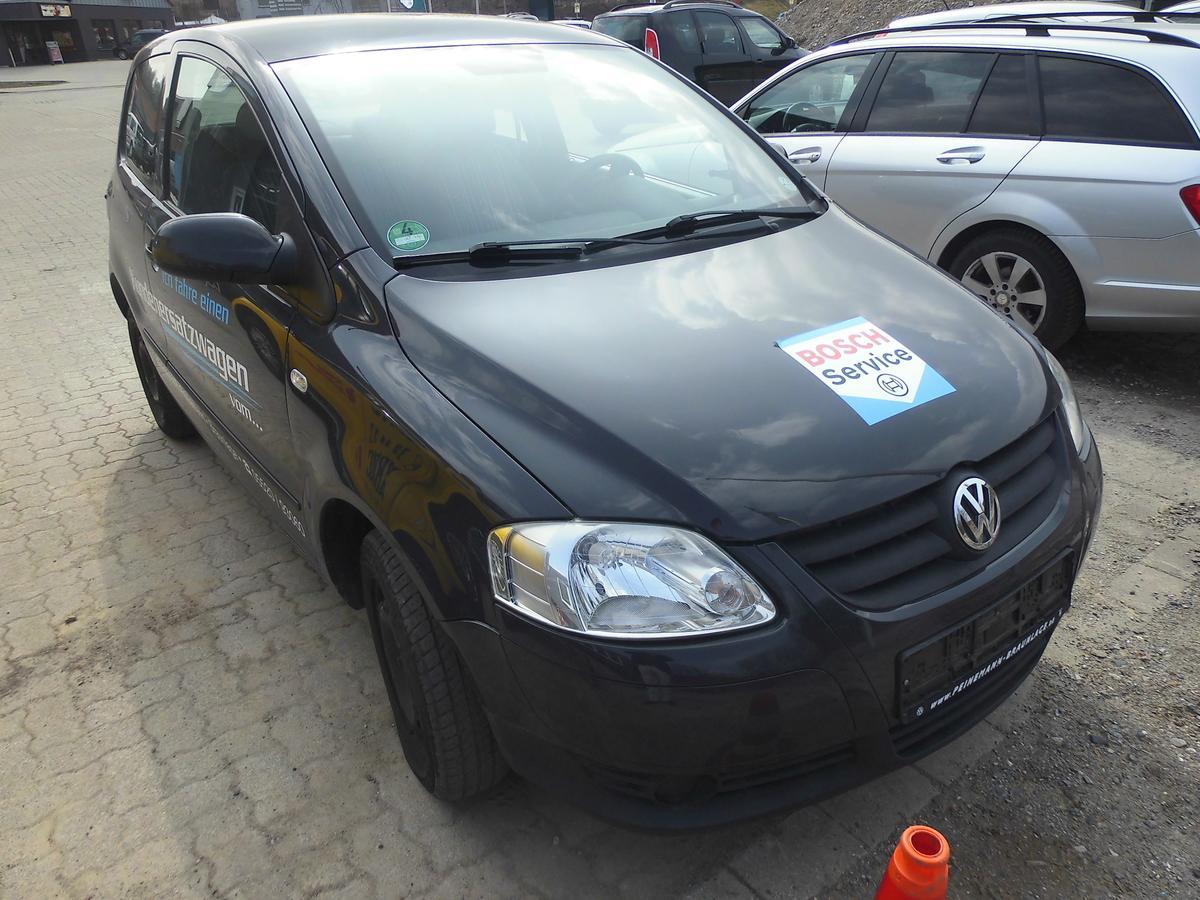 Volkswagen Fox 1.2  Nur an Händler! Lenkung ausgefallen