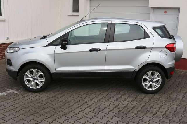 Ford EcoSport 1.5 Ti-VCT Automatik und Einparkhilfe