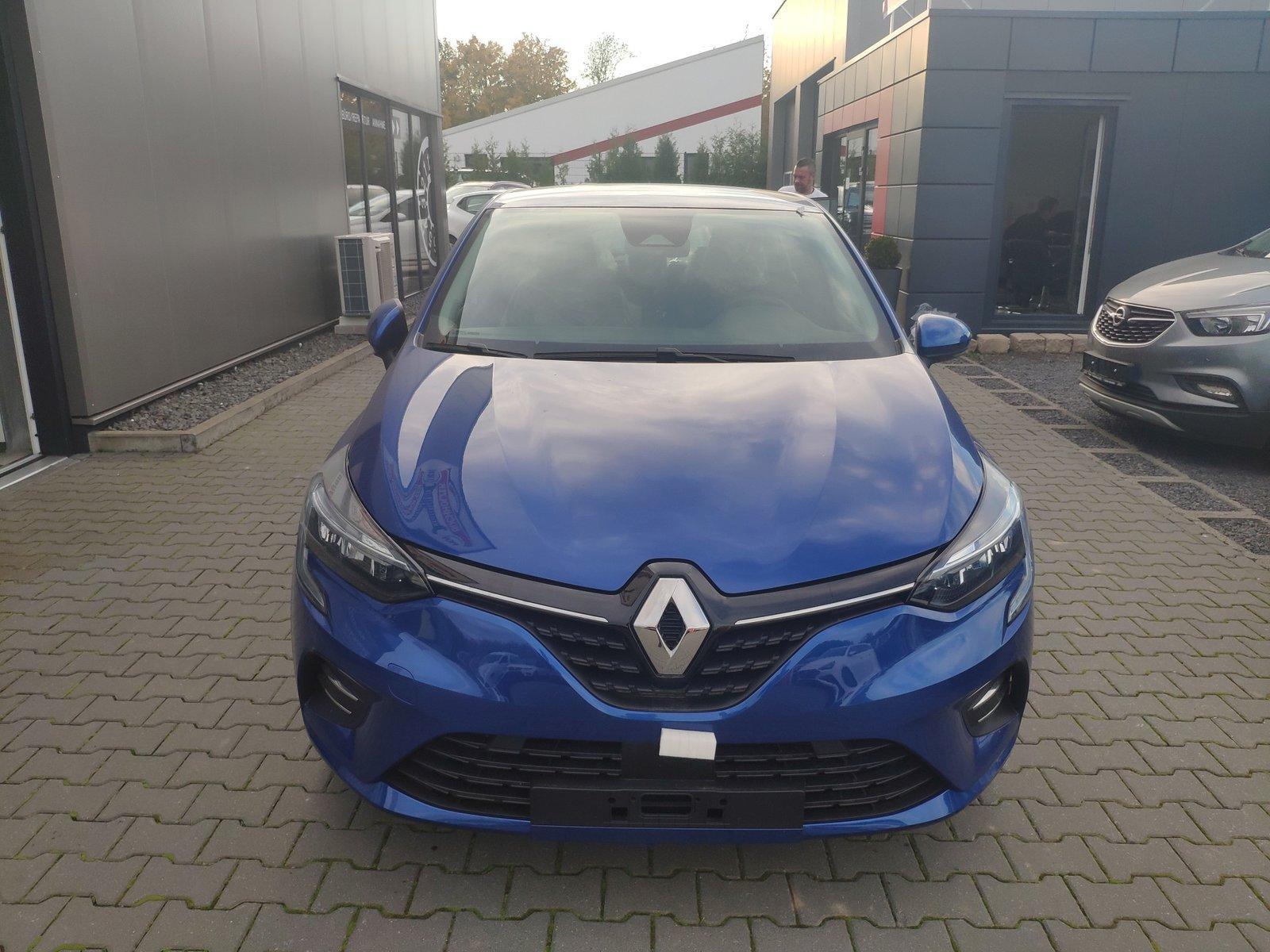 Renault Clio V *5J.Garantie*LED*Shzg*PDC*AppConnect