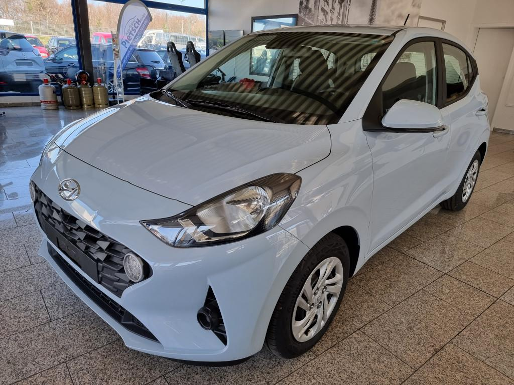 Hyundai i10 Neues Modell 2020 1.2 *SOFORT* *AT*5Sitze*Apple Android*Klima*SHZ*PDC*