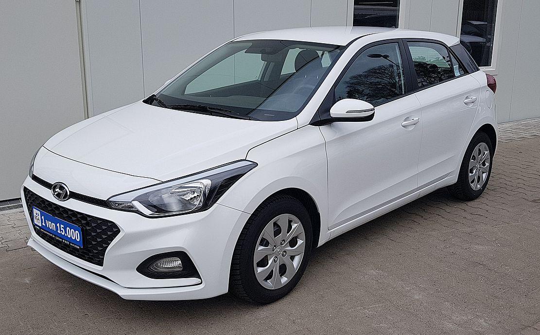 Hyundai i20 Select 1.2 i Klima*Funk-ZV*ESP
