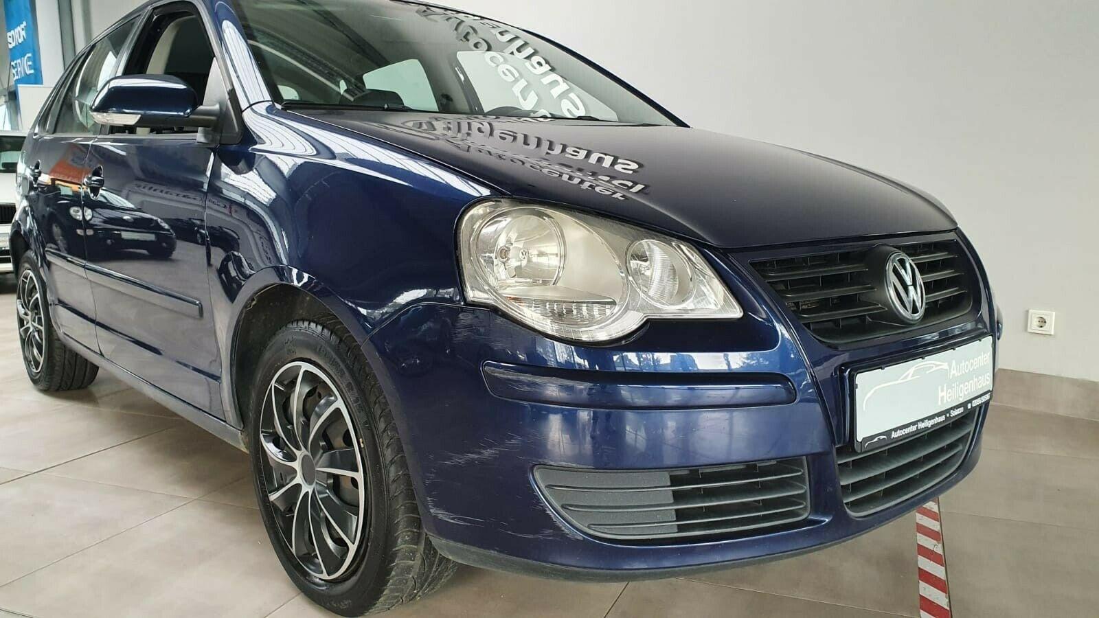 VW Polo IV 1.2 Tour Klimaanlage CD Radio Tempo PDC