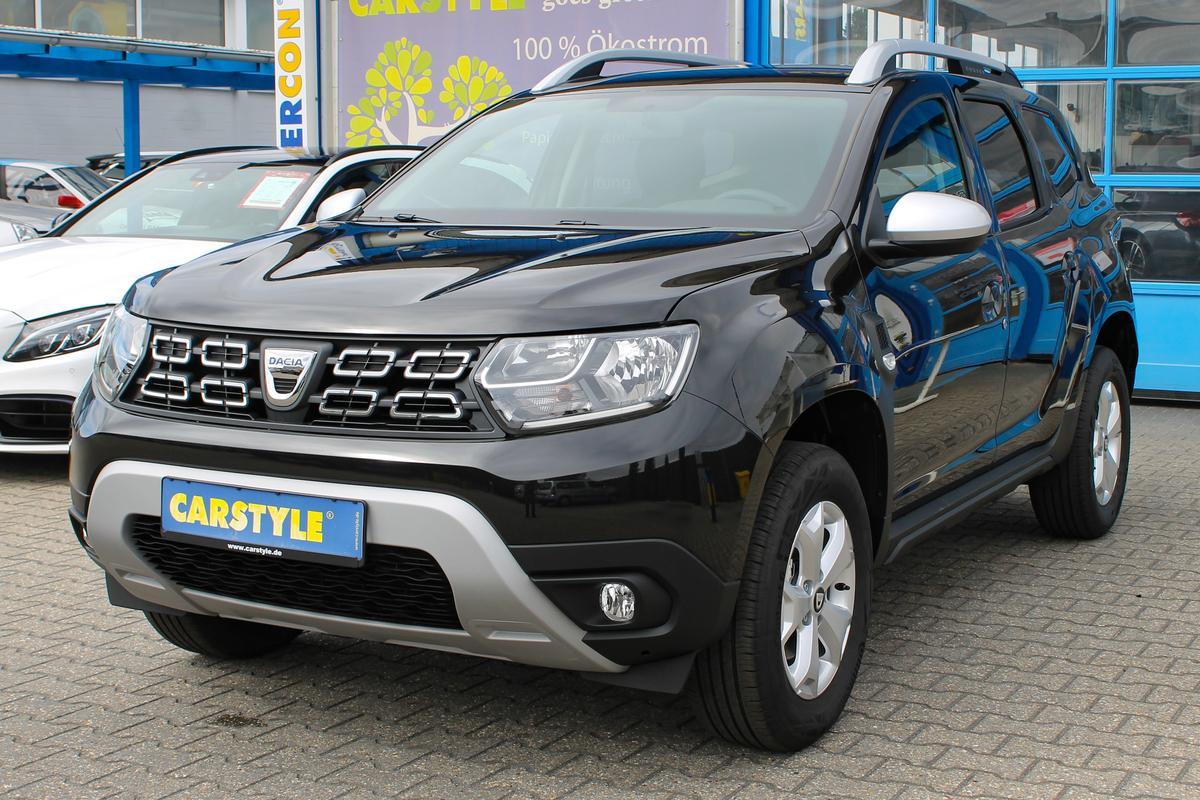 Dacia Duster TCe100 Neuwagen LPG SHZ Blueline SOFORT