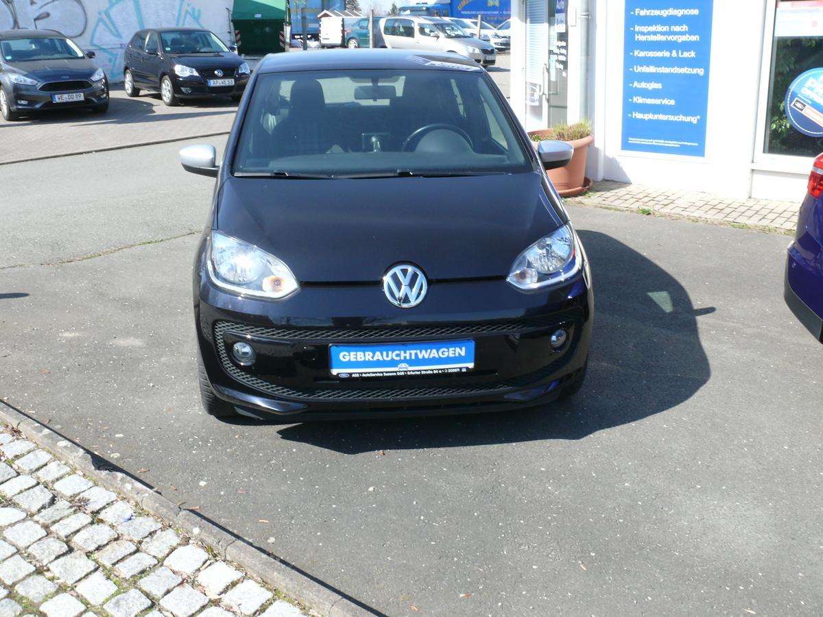 Volkswagen up! Club, 1. Hand, Navi, Klima, 5-Türer