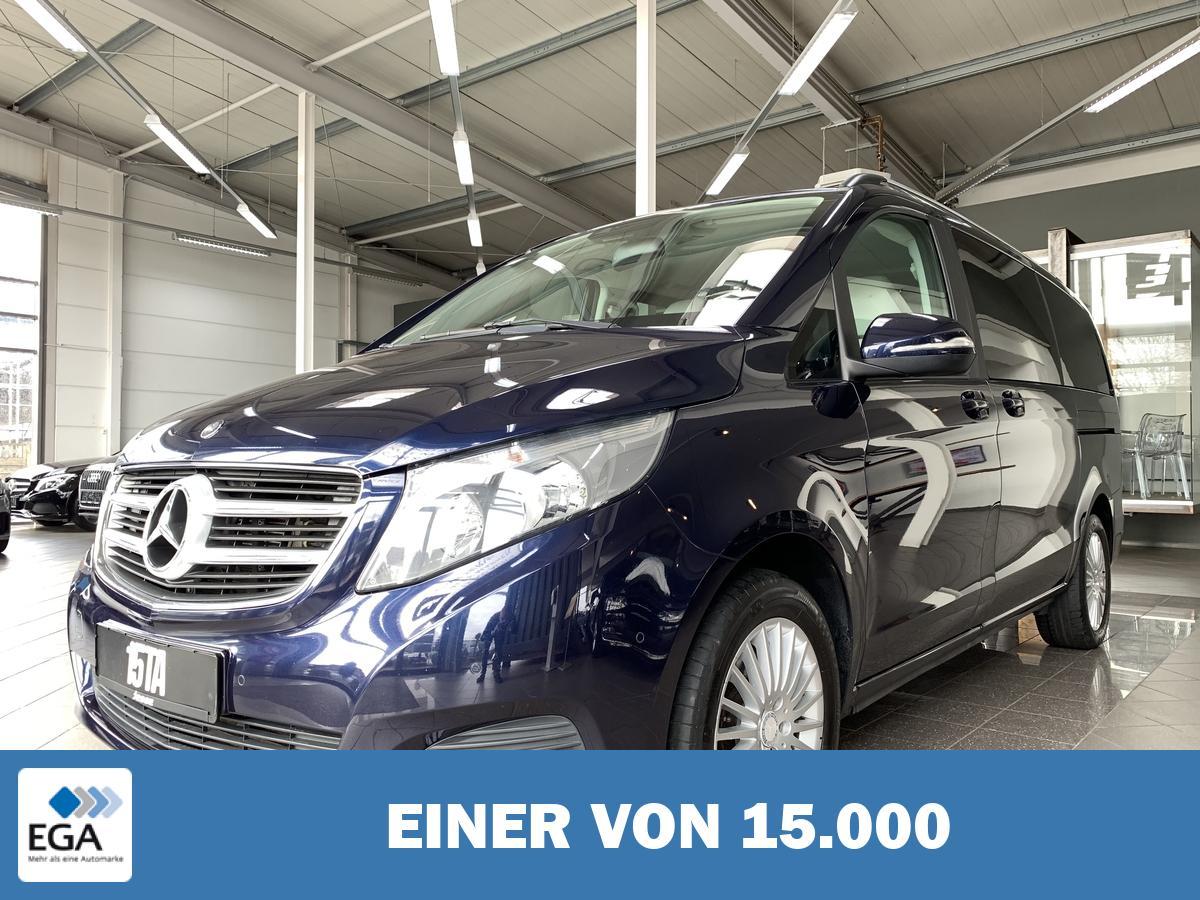 Mercedes-Benz V 220 CDI Edition Lang Navi Spur°Assist Standhzg R°Cam