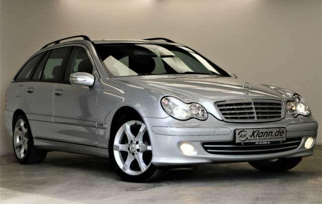 Mercedes-Benz C 180 Kompressor T 143 PS Sport Edition Autom