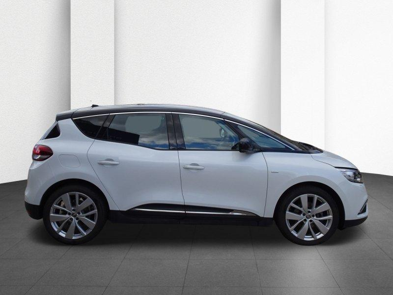 Renault Scenic blue dCi 150  Limited Deluxe Navi AHK