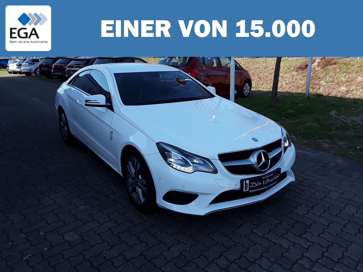 Mercedes-Benz E 200 2.0 LED+Klima+Sitzheizung+Automatik+AHK