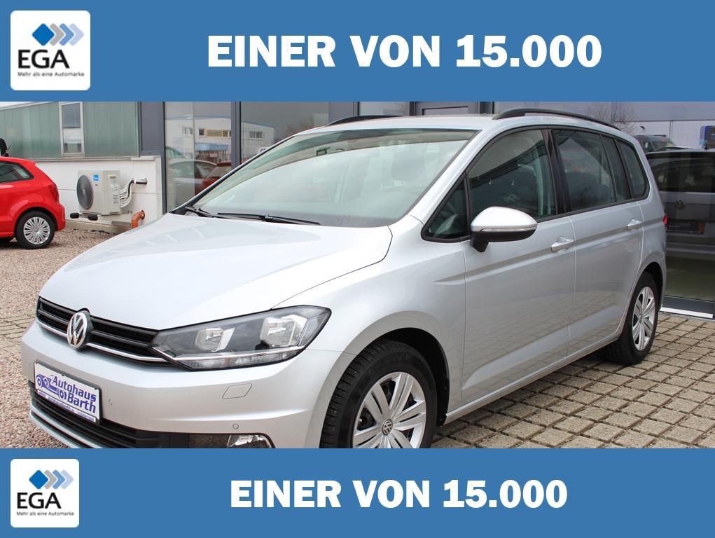 Volkswagen Touran *3 Zone- Klimaautomatik *SHZ *Tempomat *BC *