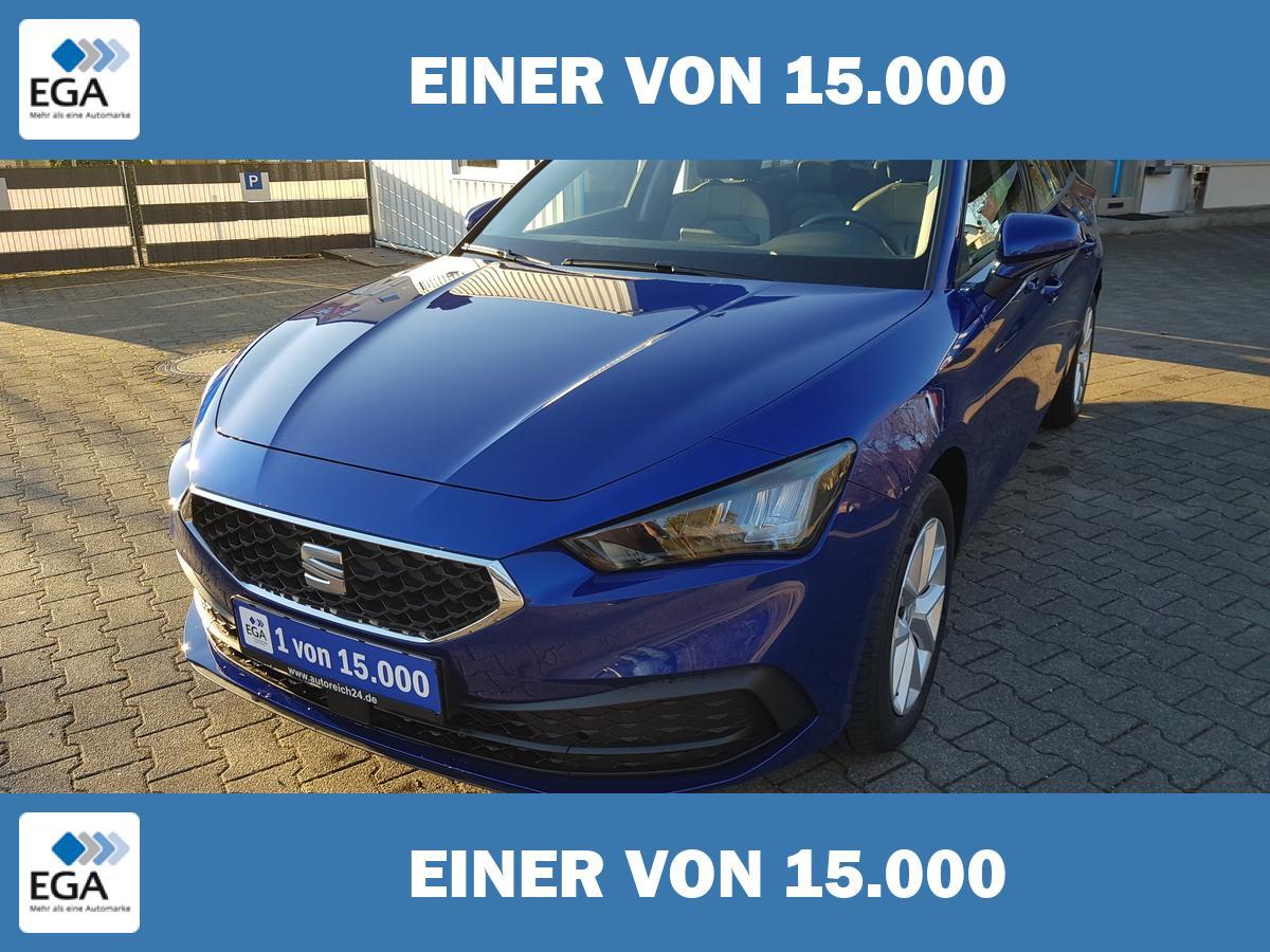 Seat Leon Style 1,5TSI 131 PS Winterp. 5J. Garantie