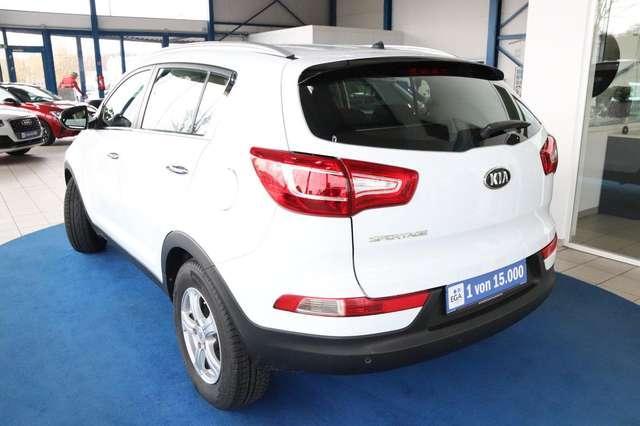 Kia Sportage Vision 2WD Xenon PDC SHZG vo+hi