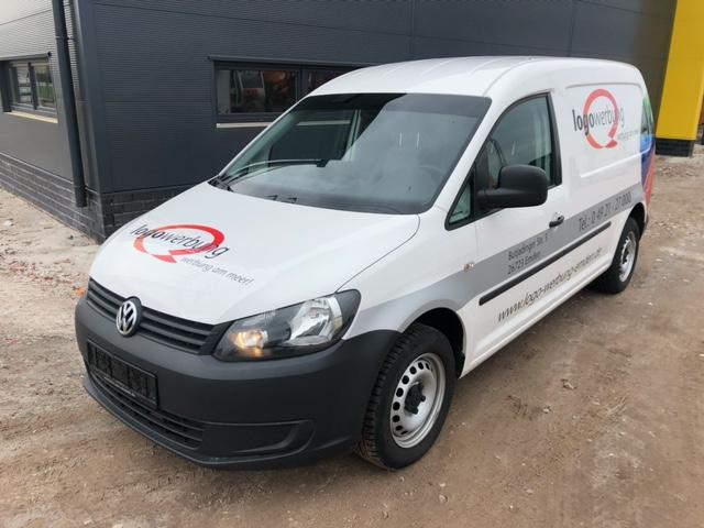 Volkswagen Caddy 1,6 TDI MAXI, AHK, Klima