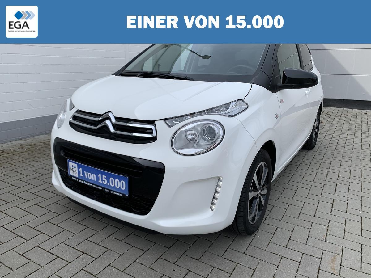 Citroën C1 1.0*Elle*VTi*Klimaauto*Kamera*Navi*Sitzhzg*8-Fach*