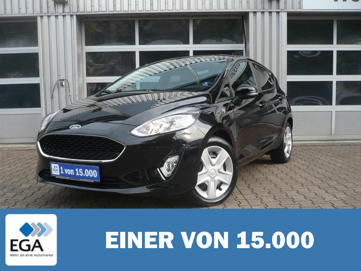 Ford Fiesta 1.0 EcoBoost Cool&Connect - Sitzh./ PDC/ Klima/ Freis