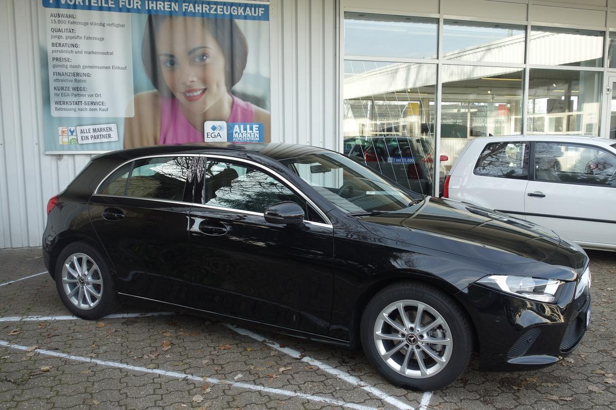 Mercedes-Benz A 160 Progressive*NAVI PREMIUM*BUSINESS*SHZ*PTS AKT*TEMPOMAT