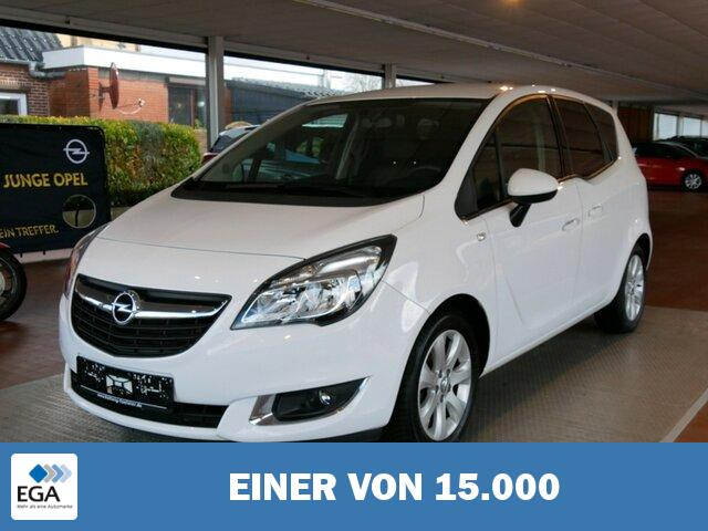 OPEL Meriva B 1.4 Turbo Edition