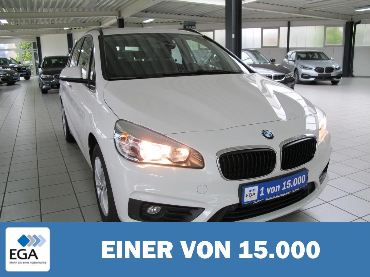 BMW 218 Active Tourer Advantage * Navi * Sitzheizung * PDC *
