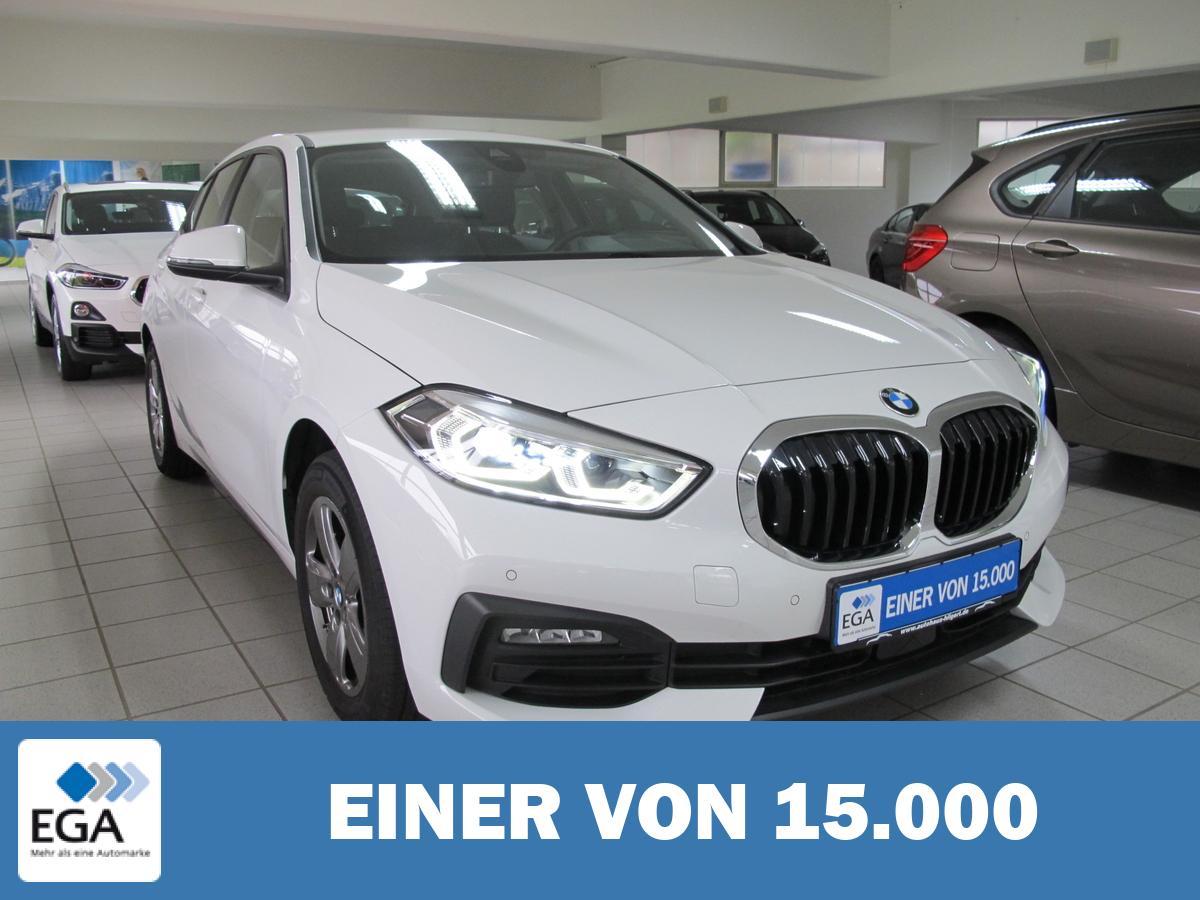 BMW 118i,Advantage,LED,Sitzh.,PDC,Spurhalte.,Bluetooth