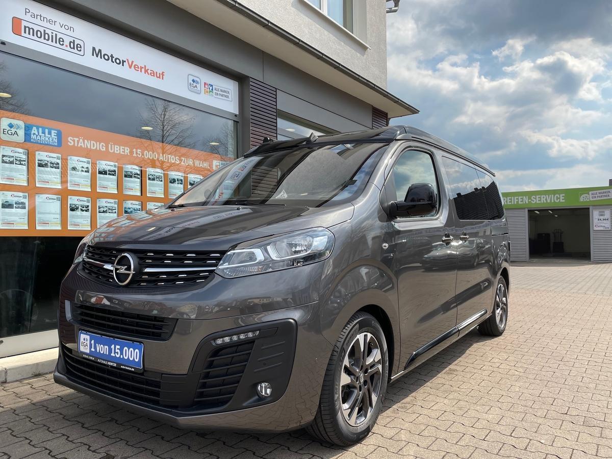 Opel Zafira Life Crosscamp 2.0 d AT/Standheizung/ AHK/