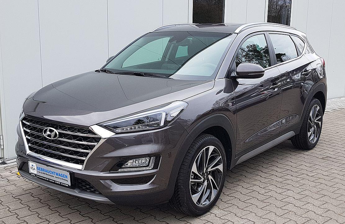 Hyundai Tucson Style 1.6 i Turbo 2WD LED*Navi*19