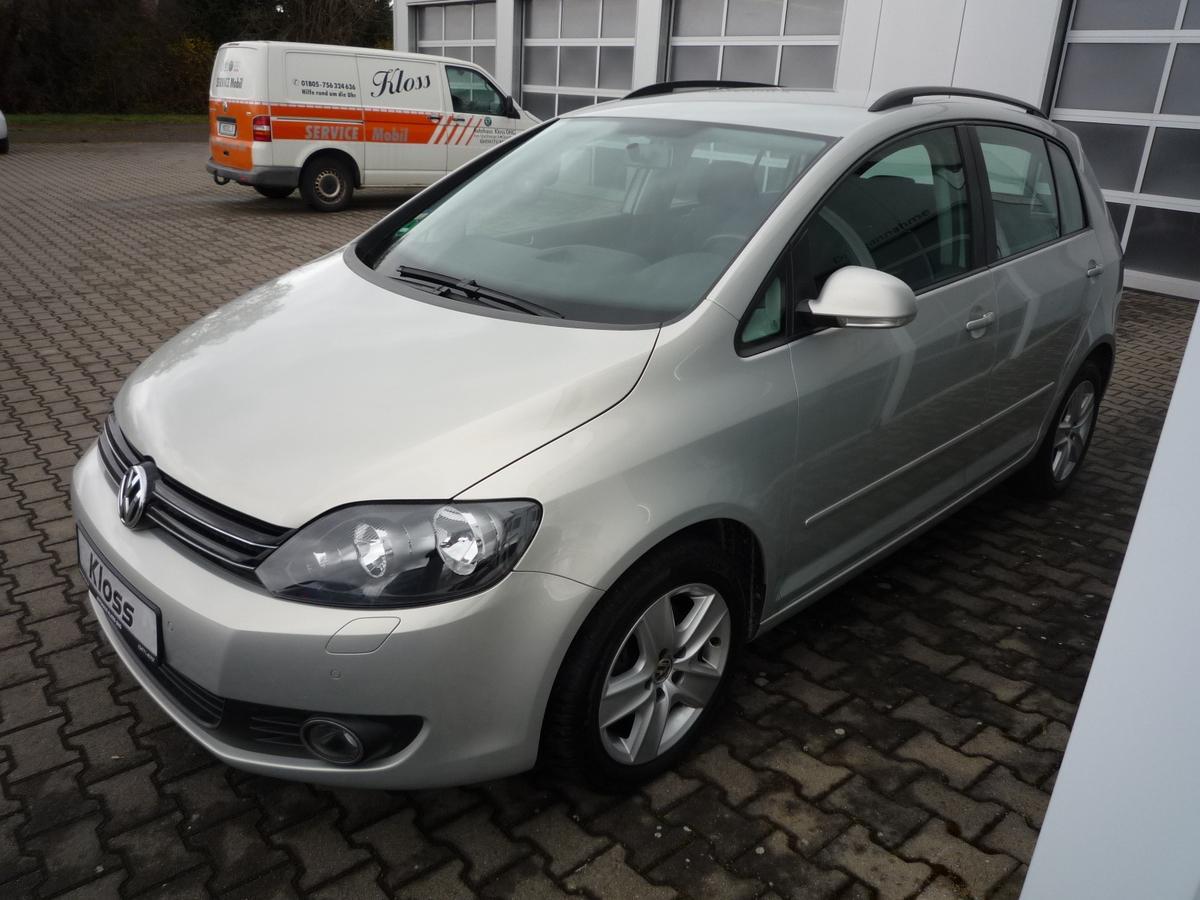 Volkswagen Golf Plus Comfortline Automatik