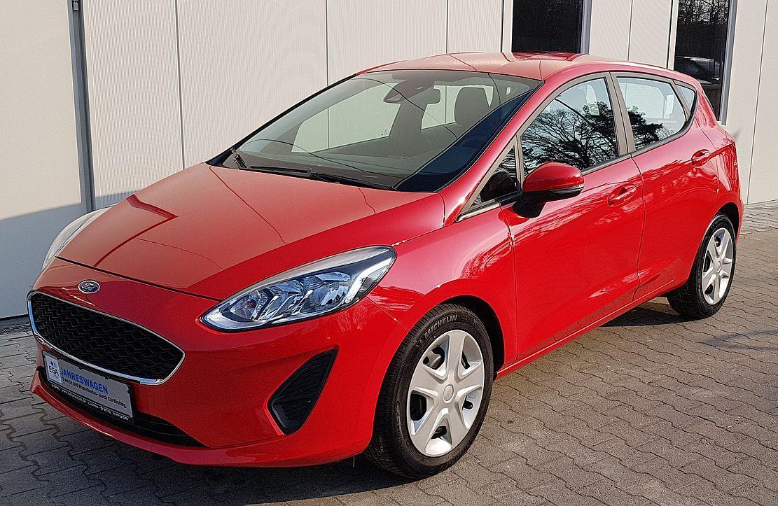 Ford Fiesta Trend 1.0 EcoBoost Klima*Frontscheibenhzg*Sitzhzg
