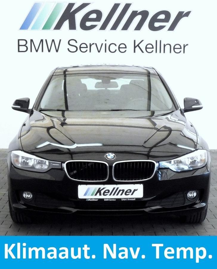 BMW 316d Klima-Aut. Navi Tempomat 1.Hd.