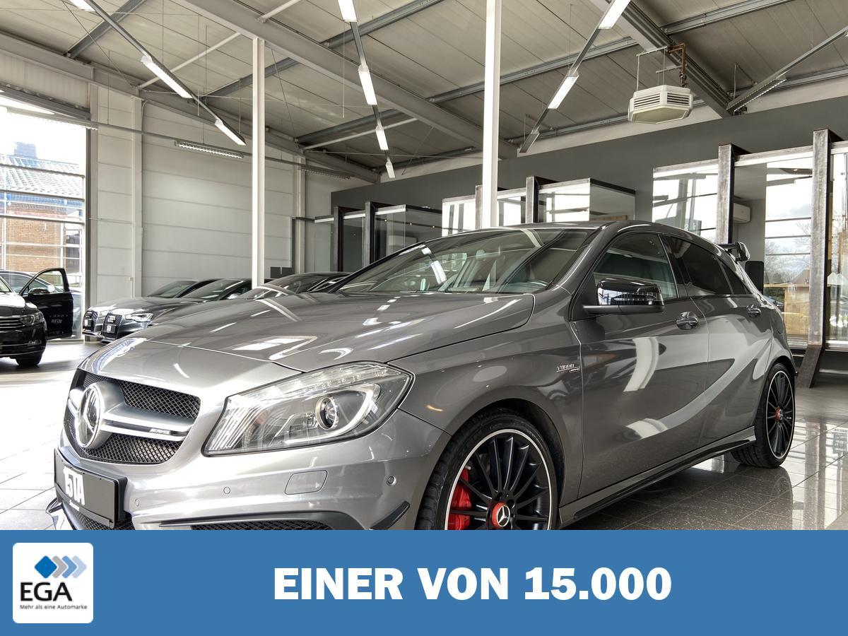 Mercedes-Benz A 45 AMG 4Matic Night-Paket Bi-Xenon H&K R°Kamera