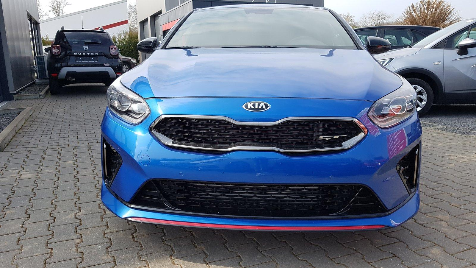 Kia ProCeed GT AT MJ 21 NAV*CAM*SHZG*PANO