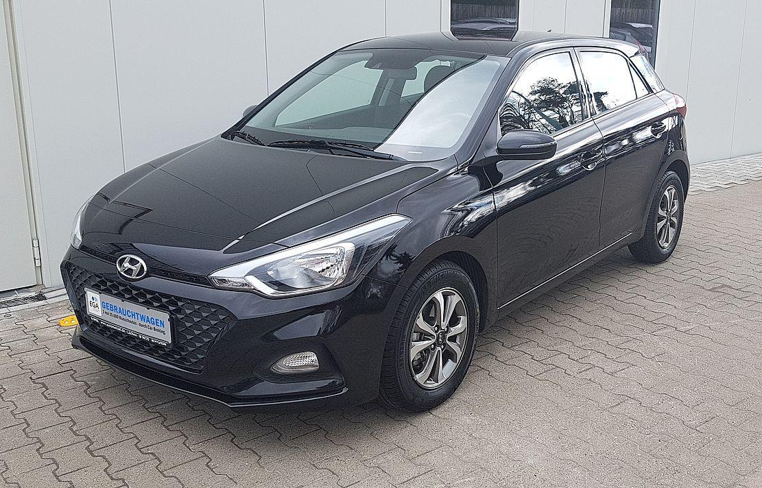 Hyundai i20 Select 1.2 i Klima*Alu*Tempomat