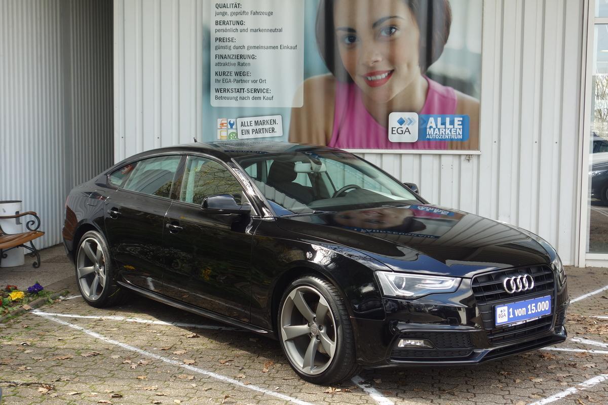 Audi A5 SPORTB*S-LINE SELECTION*XENON*NAVI-MMI*SHD*DSP*FIS
