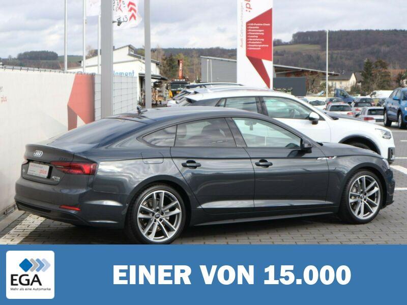 Audi A5 Sportback 40 TDI quattro sport (EURO 6d-TEMP) S-Line
