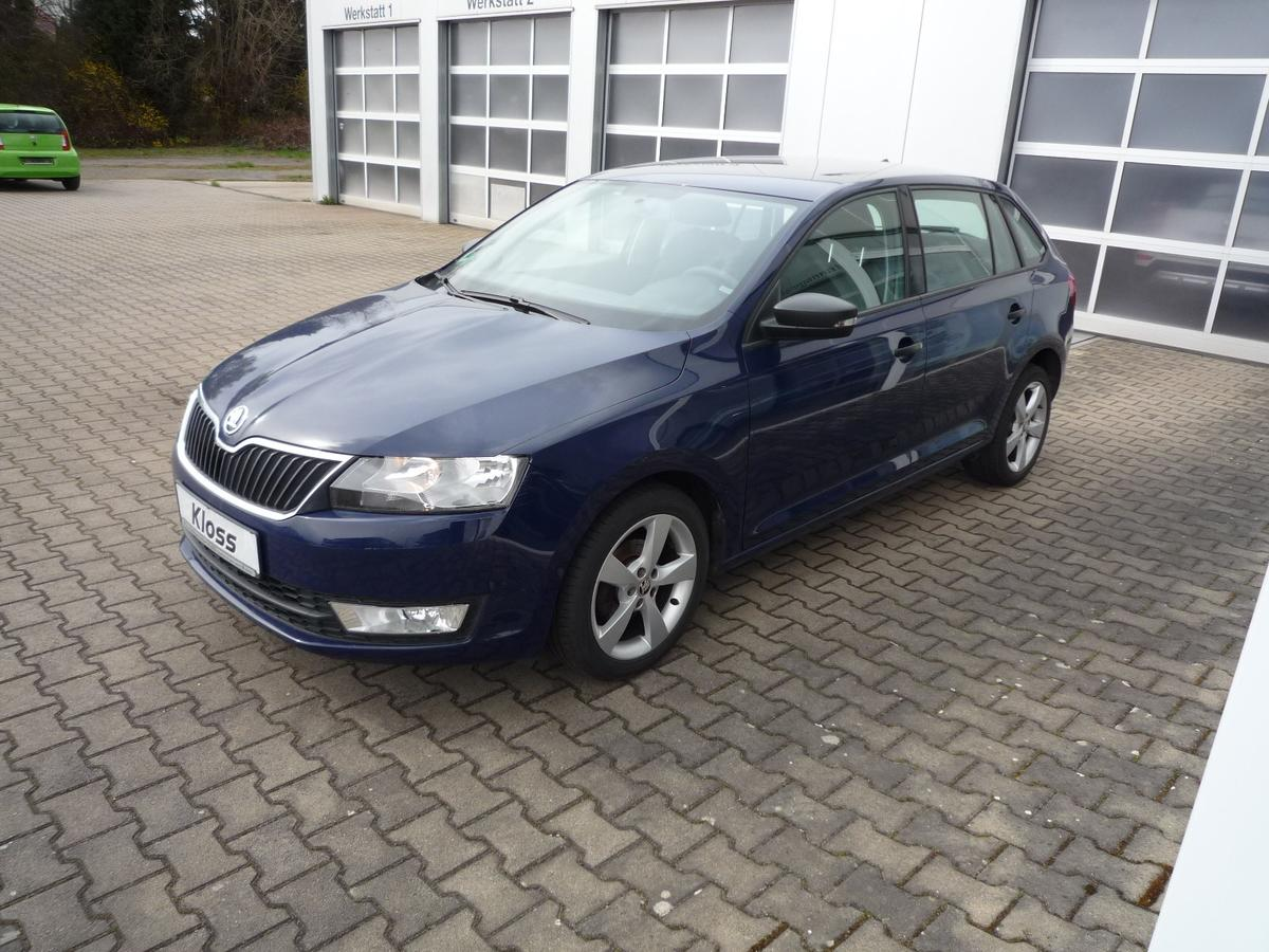 Skoda Rapid Spaceback Cool-Edition
